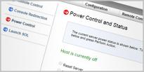 Kontrolna ploča - status i upravljanje